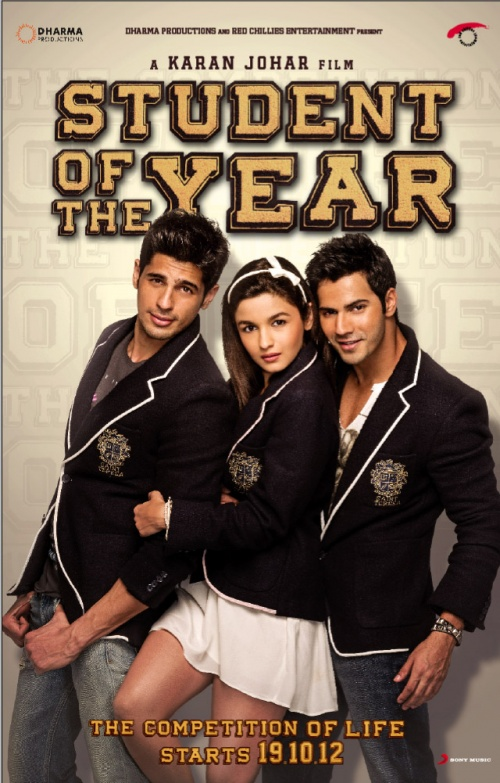Music Review :: Student Of The Year