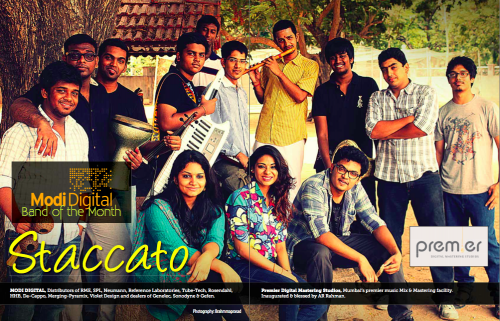 From Chettinad Vidyashram to the London Olympics, Staccato flies high!