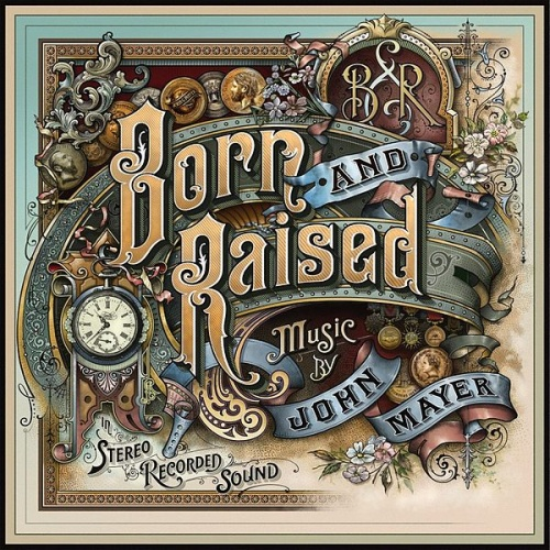 John Mayer goes soul-searching with Born and Raised