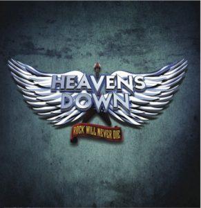 "Delhi Rockstars Heavens Down Release Debut EP -  ""Rock Will Never Die"""