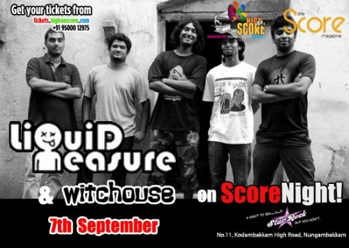Gig Review :: Witchouse