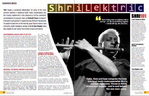 Shrilektric - In Print!
