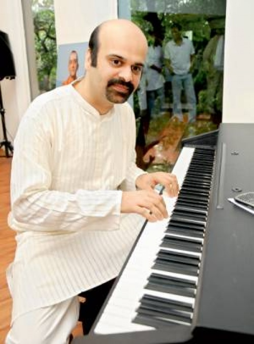 A Night at the gallery with ace pianist Anil Srinivasan.