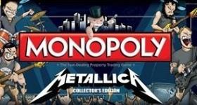 Master of Boardgames - Metallica Monopoly.