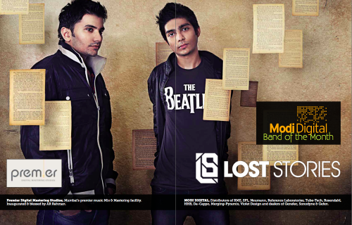 Lost Stories :: Modi Digital's August Band of the month