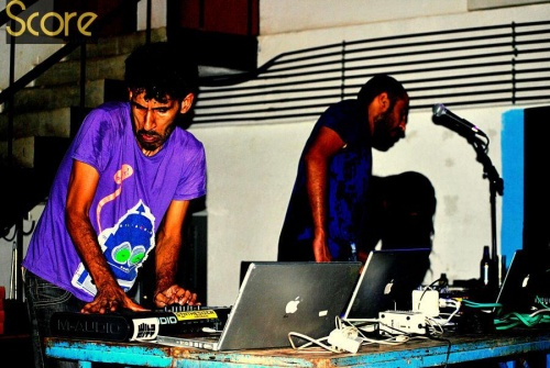 Gig Review :: Teddy Boy Kill :: Counter Culture, Bangalore, July 14th, 2012