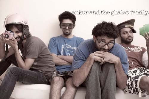 Ankur and the Ghalat Family release video for 'Bekhabar'