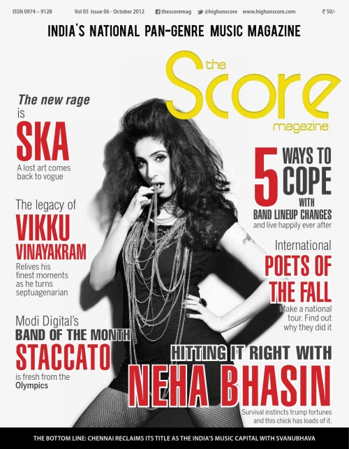 The Score Magazine – October 2012