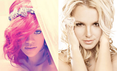 Rihanna and Britney take S&M to a whole new level.