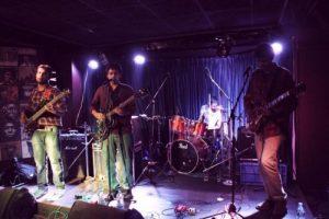 Gig Review :: The Shakey Rays :: B-flat Bar, Bangalore, July 6th 2012