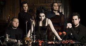 Evanescence to release third studio album in October.