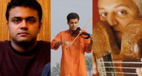 Vivek Rajagopalan, Embar Kannan and Shri render Subramania Bharati in their new single
