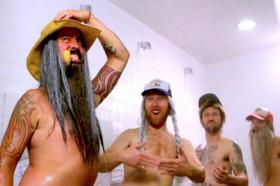 Foo Fighters Get Freaky. And Foamy.