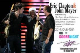 John Mayer & Eric Clapton tribute