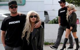 Gaga Over a Werewolf?!