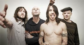 Return of the rock heavyweights: RHCP.