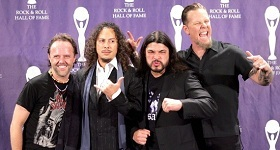 Metallica collaborates with Lou Reed!