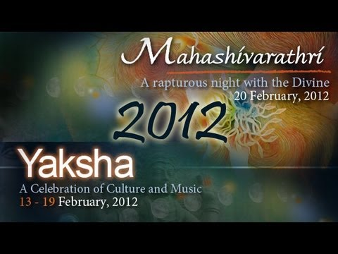 Yakshas 2012 :: A Week Of Serenity