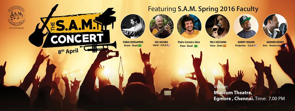 The S.A.M Concert!