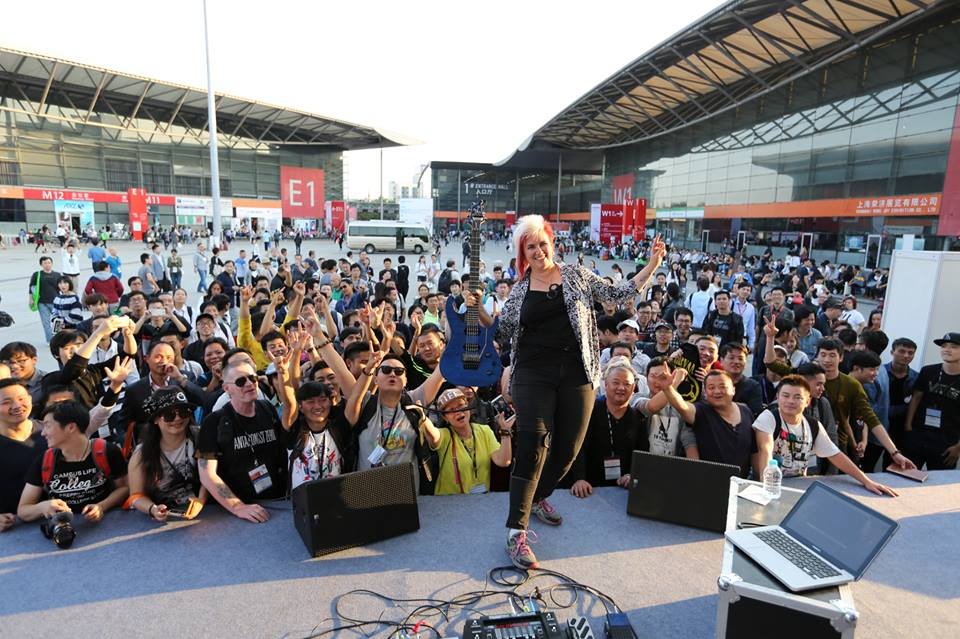 Music China celebrates it's 15th year anniversary from 26-29th October!