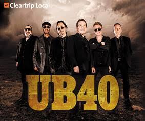 UB40 India Tour