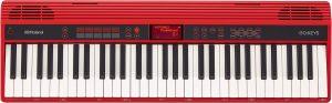 Roland Go: Keys