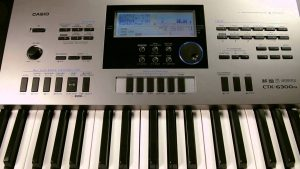 Casio CTK 6300IN
