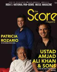 Amjad Ali Khan and Sons August 2017