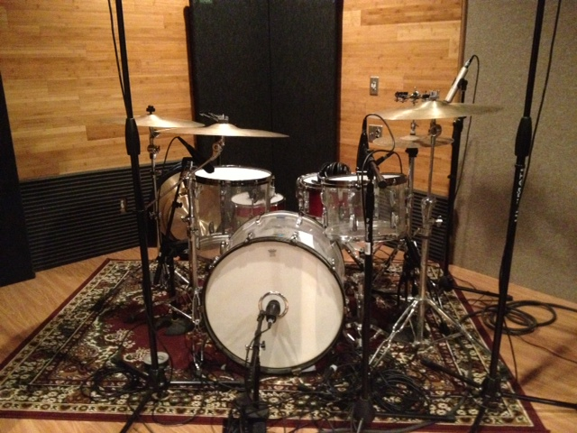 recording drums at home the score magazine. Black Bedroom Furniture Sets. Home Design Ideas