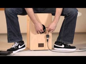 How to Record the Cajon at Home Recording Studio?
