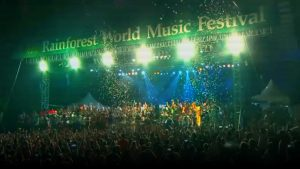 10 things you need to know about the 21st edition of Rainforest World Music Festival