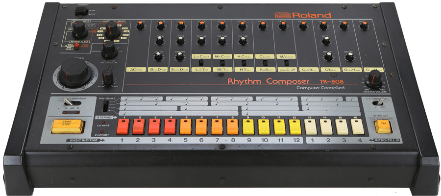 Music Tech: A brief history on TR-808