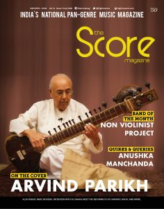 Arvind Parikh on July 2018 issue