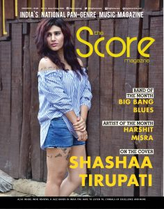 August 2018 issue featuring Shashaa Tirupati on the cover!
