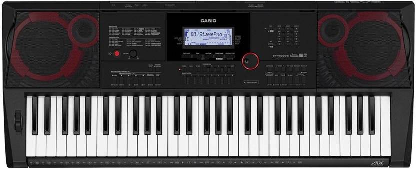 Casio India's CT-X Series keyboards