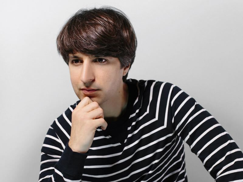 #NAMMShow2019Update: Demetri Martin to Return as Host of the 34th Annual NAMM TEC Awards