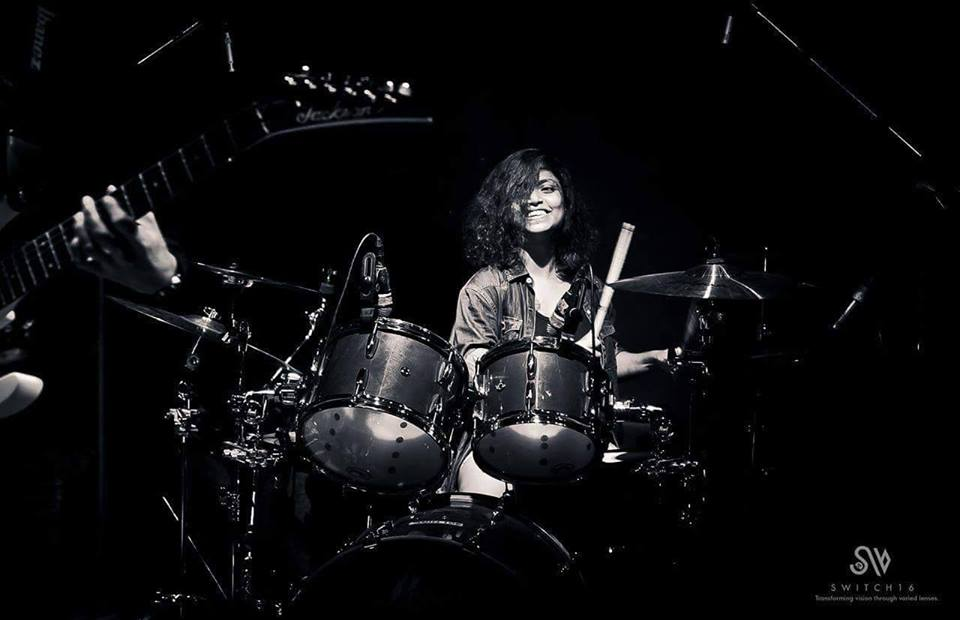 In conversation with Debarati Das: Pune based drummer
