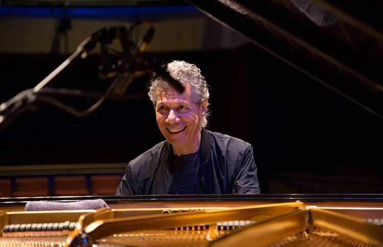 """""""Just Play What You Hear"""" – Chick Corea in India"""