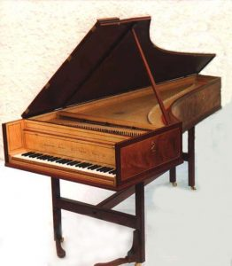 The First Piano