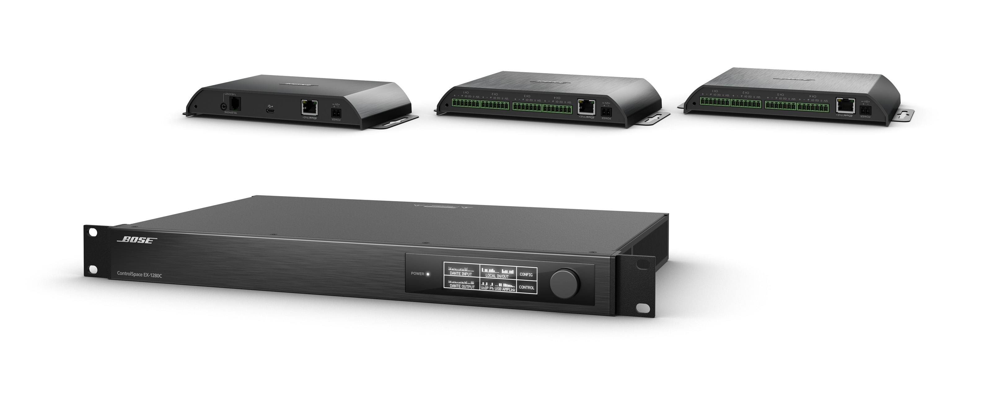 Bose Professional Now Shipping the ControlSpace EX Audio Conferencing System