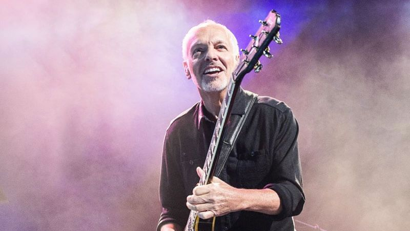 #NAMMShow2019Update: Legendary Guitarist Peter Frampton to Receive Les Paul Innovation Award at 34th Annual NAMM TEC Awards