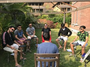Drum House: A drummer's paradise