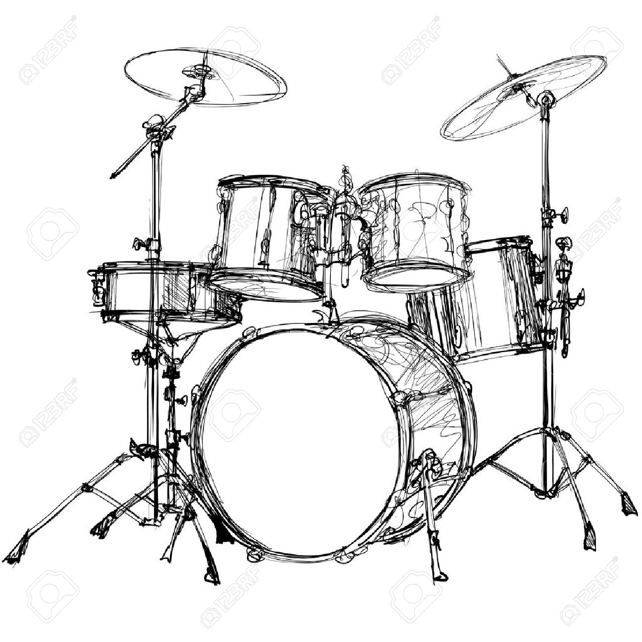 Building Vocabulary on the Drum Kit
