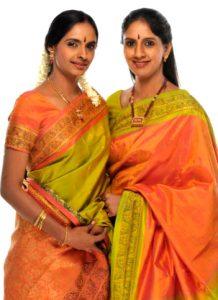 Celebrating duality - Conversations with Ranjani & Gayatri