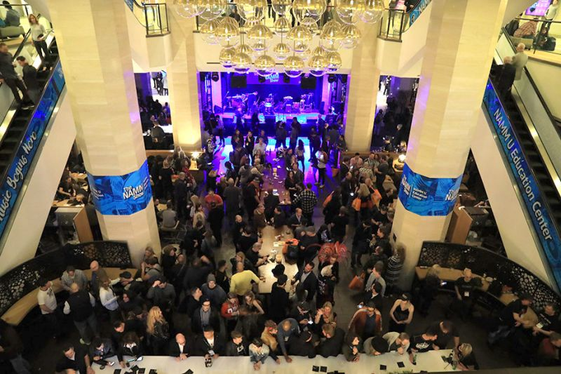 The 2020 NAMM Show: Badge Registration and Hotel Reservation Now Open