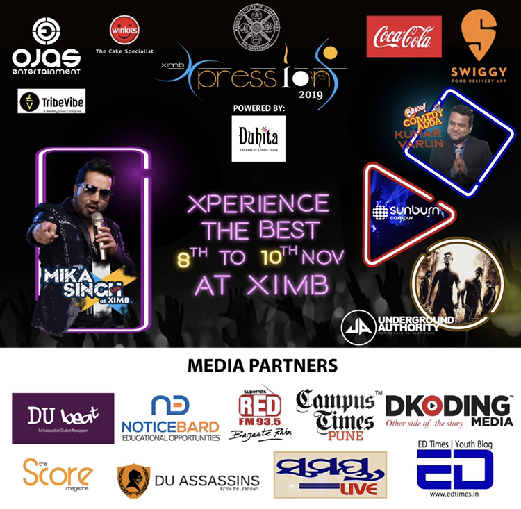 All you need to know about Xpressions festival, XIMB