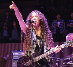 A legend looks to Indian shores Marty Friedman speaks on what keeps him growing