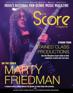November 2019 issue featuring Marty Friedman on the cover!