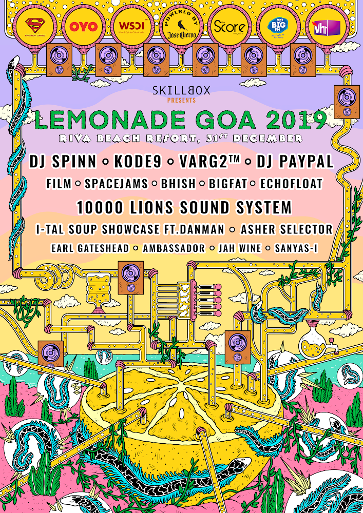 What you need to know about Lemonade festival 2019