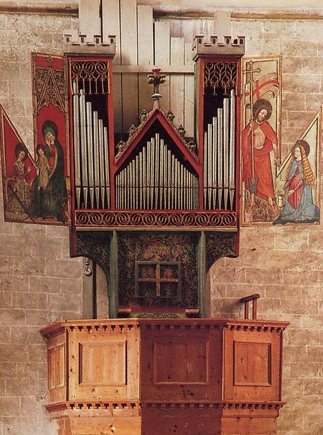 Sound of Centuries: Oldest Organ in the World